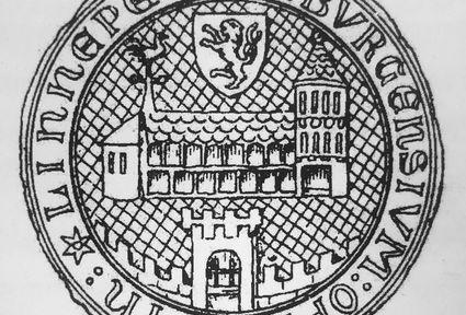 das älteste Siegel Lenneps