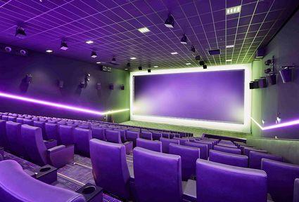 Kinosaal im CineStar Remscheid