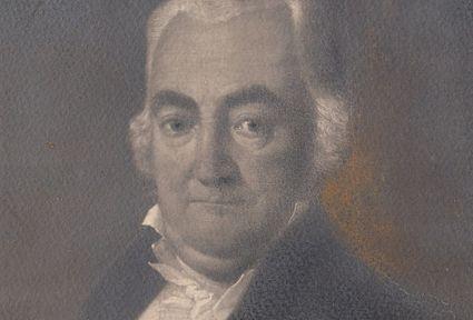 Johann Gottlieb Diederichs, der erste Bürgermeister (Maire) von Remscheid
